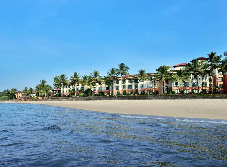 Goa Seaside Resorts as well as Hotel Lodging