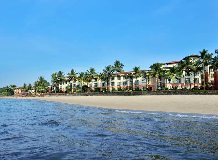 Goa Seaside Resorts as well as Hotel Lodging